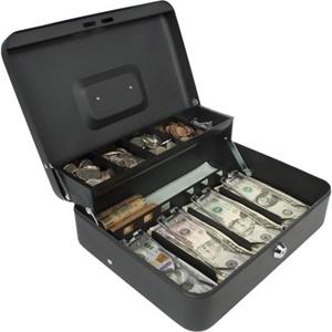 Royal Sovereign Money Handling Security Box Cash