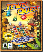 Jewel Quest - Macintosh