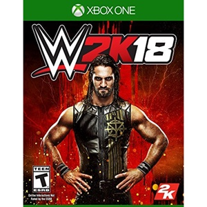 Click here for Take-Two WWE 2K18 - Fighting Game - Xbox One prices