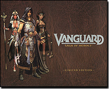 Vanguard Saga of Heroes Limited Edition