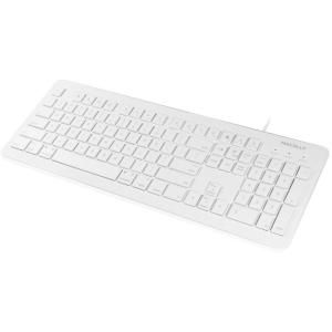 Click here for Macally 104 Key Full Size USB Keyboard with Two US... prices