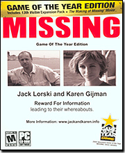 Missing: Game of the Year Edition