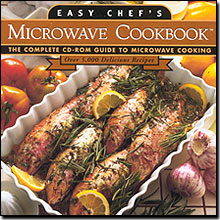 Easy Chef's Microwave Cookbook