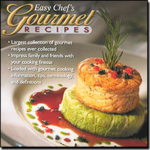 Easy Chef's Gourmet Recipes