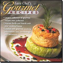 Easy Chef's Gourmet Recipes