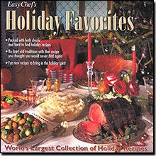 Easy Chef's Holiday Favorites