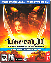 Image of Unreal II: The Awakening - XMP Special Edition
