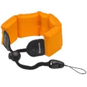 Olympus Floating Foam Camera Strap - Orange