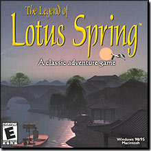 Legend of Lotus Spring