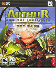 Arthur and the Invisibles The Game