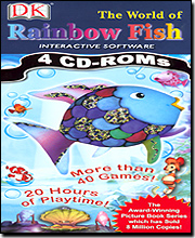 World of Rainbow Fish 4 CD Set
