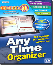 AnyTime Organizer Deluxe 11