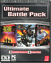 Ultimate Battle Pack (Warrior Kings Battles, Apache Havoc, 101st Airborne)