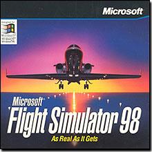 Flight Simulator Classic 98