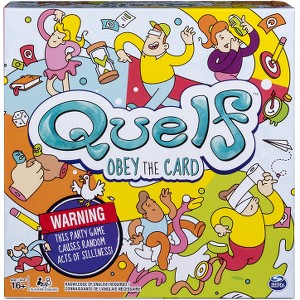 Click here for SPIN MASTER QUELF BOARD GAME prices