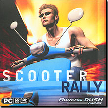 Image of Scooter Rally for Windows PC