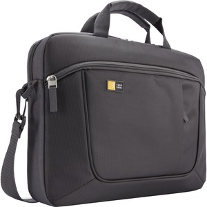 "Case Logic Carrying Case for 15.6"" Notebook, iPad, Tablet PC - Anthracite"