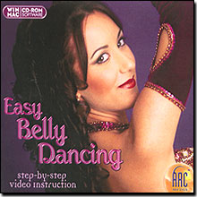 Easy Belly Dancing