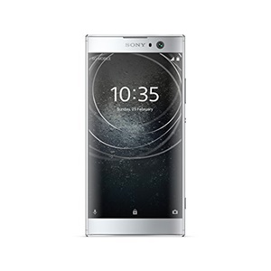 "Sony XPERIA XA2 H3123 5.2"" 32GB 4G LTE Unlocked Cell Phone - Silver"