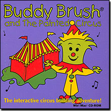 Buddy Brush and the Painted Circus