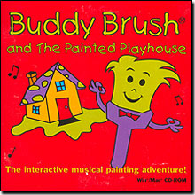 Buddy Brush and the Painted Playhouse