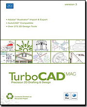 TurboCAD for Mac 3.0