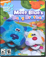 Blue's Clues: Meet Blue's Baby Brother