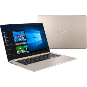 "Asus VivoBook S 15.6"" FullHD Laptop i5-8250U Quad-Core 8GB 256GB SSD Win10"