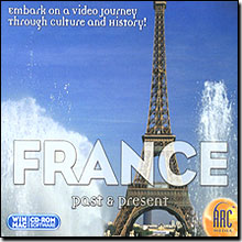 Image of France: Past & Present for Windows and Mac