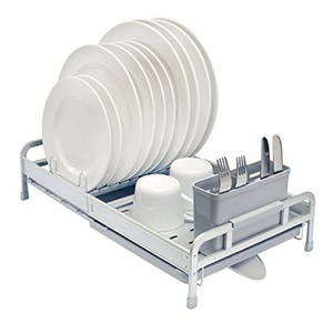 REAL HOME Innovations Deluxe Aluminum Expandable Dish