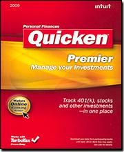 Quicken 2009 Premier