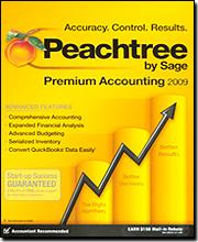 Peachtree 2009 Premium Accounting