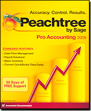 Peachtree 2009 Pro Accounting