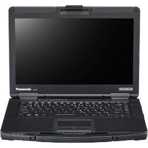 "Panasonic Toughbook CF-54F5518KM 14"" Touch Laptop i5-6300U 8GB 256GB SSD W7P"