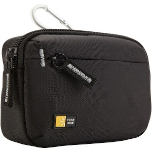 Case Logic TBC-403-BLACK Carrying Case for Camera Dobby Nylon