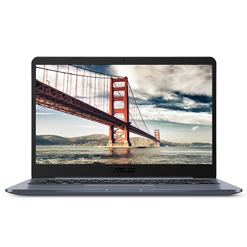 "Asus R420SA-RS01-BL 14"" Laptop Celeron N3060 4GB 32GB eMMC Win10"