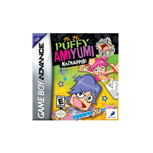 Hi Hi Puffy Ami Yumi Kaznapped (GBA)