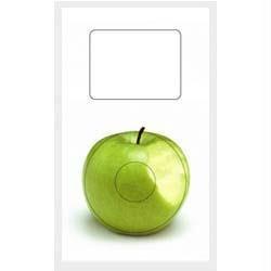 Ipod Apple Bite Skin