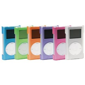 XtremeMac Shieldz Cover for iPod Mini (Lilac)