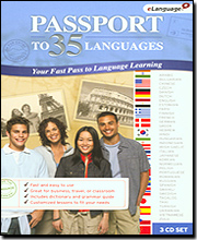 Passport to 35 Languages