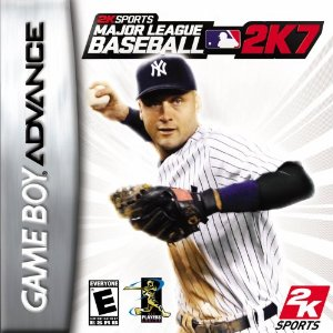 Major League Baseball 2K7 (GBA)