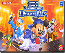 Dance Dance Revolution - Disney Mix - Plug N Play