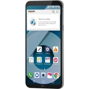 "LG Q6 US700 5.5"" Android Unlocked 32 GB Smartphone - Platinum"