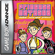 Princess Natasha: Student/Secret Agent/Princess (GBA)