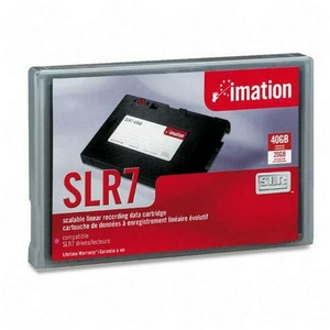 Imation SLR Data Cartridge - SLR - 20 GB (Native) / 40 GB (Compressed) - 1 Pack