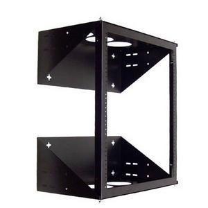 Belkin+F4D148+Wall+Mount+Swing-Away+Relay+Rack+-+Black