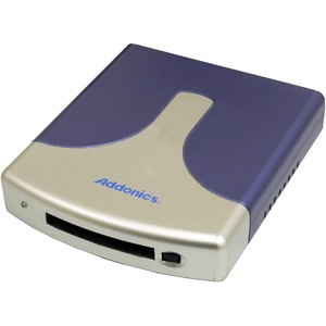 Addonics Pocket UDD FlashCard Reader/Writer - PC Card Hard Drive, ATA Flash
