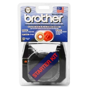 Brother SK100 Singlestirke Starter Kit - 1 Each
