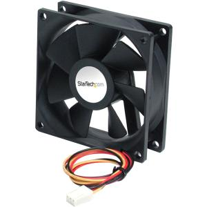 StarTech.com 60x25mm High Air Flow Dual Ball Bearing Computer Case Fan w/ TX3 - 60mm - 5000rpm