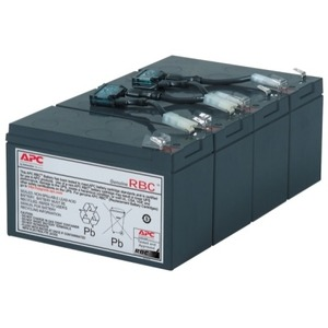 APC Replacement Battery Cartridge #8 - Maintenance Free Lead-acid Hot-swappable